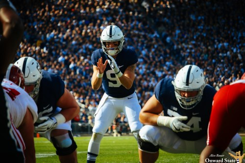 Penn State Gets Back Into The Win Column With 33-28 Victory