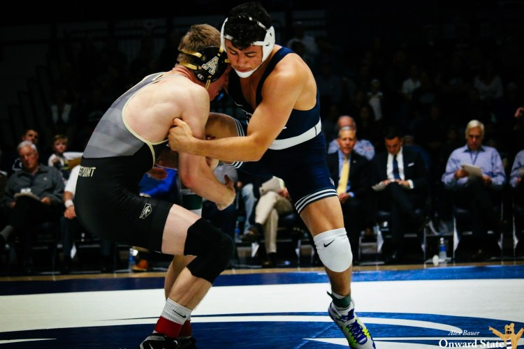 previewing the enemy no 1 penn state wrestling vs no 24 kent
