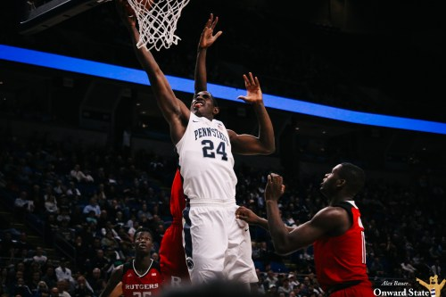 Penn State Hoops' Mike Watkins Charged With Possession Of Drug Paraphernalia