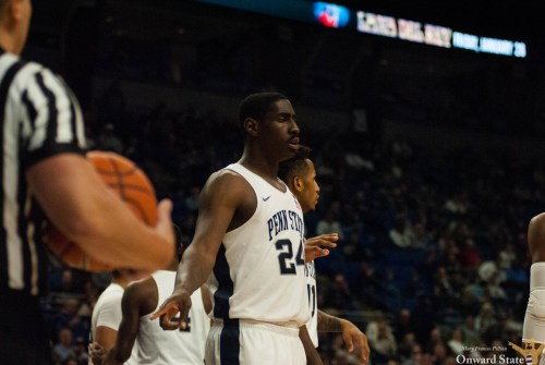 Penn State Hoops' Mike Watkins Cited For Disorderly Conduct After McDonald's Altercation