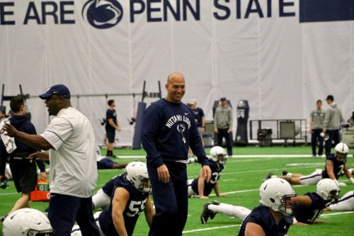 Penn State Continues To Flex Its Recruiting Muscles In Virginia