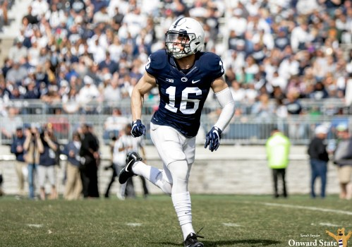 Penn State Football's John Petrishen Transfers To Pitt