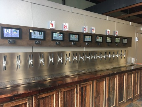 McLanahan's Self-Serve Beer Taps Open For Business