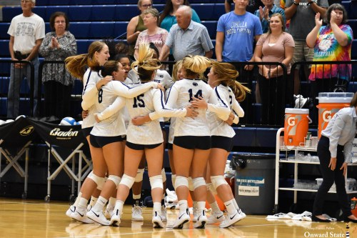 Penn State Women's Volleyball Draws On Its 'Benergy'