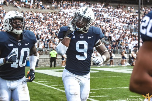 Penn State Football's Jarvis Miller Announces Intention To Transfer