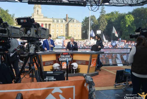 ESPN's College GameDay Coming Back To Penn State For White Out Weekend