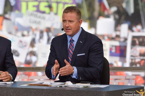 Kirk Herbstreit's Penn State Honeymoon Continues With 2019 Herbie Awards