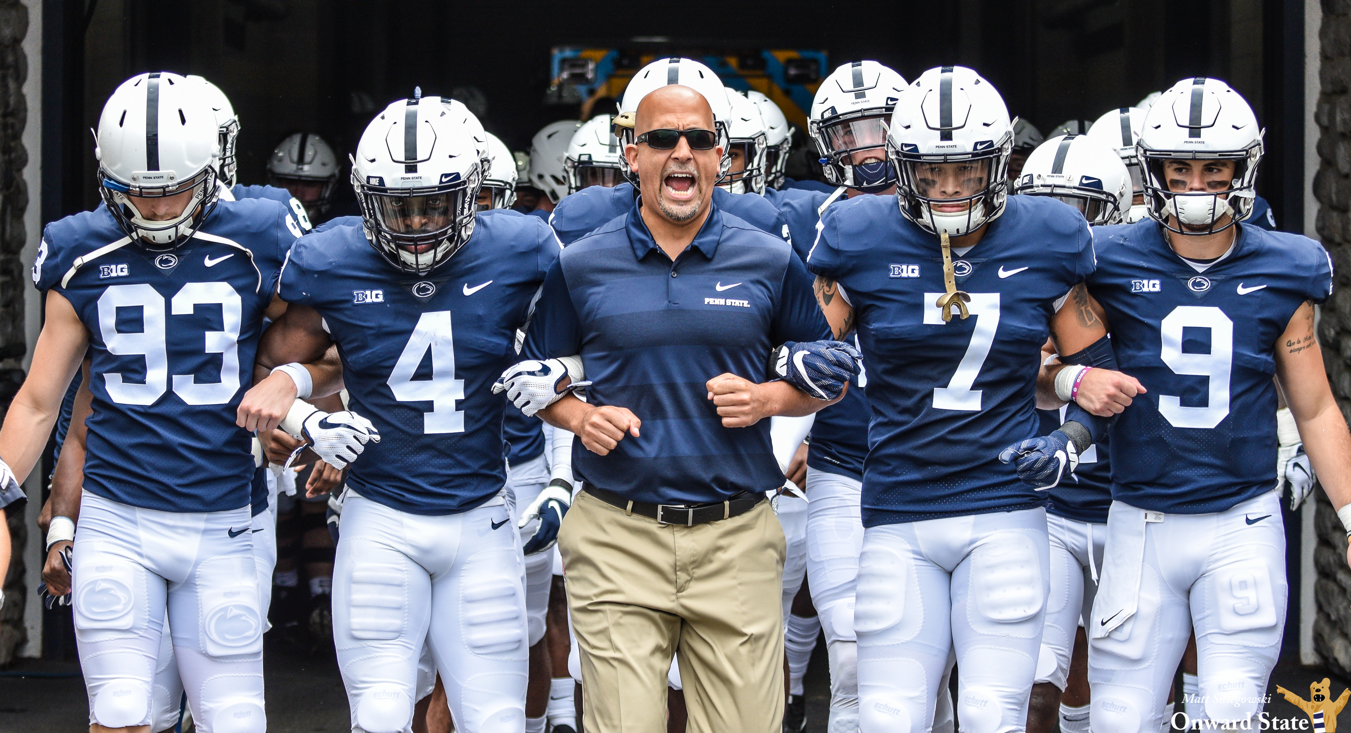 Eleven Penn State Signees To Enroll Early  9a7d669dc