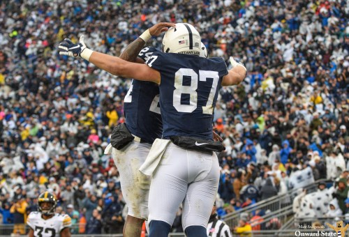 Pat Freiermuth Reassures Penn State Fans About Wave Of Decommitments