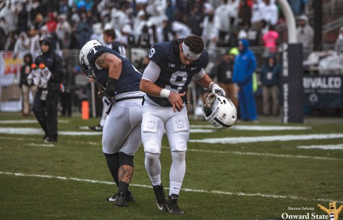 Penn Staters Go Nuts After Trace McSorley Gets Drafted By Baltimore Ravens
