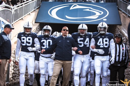 Four-Star Defensive End Adisa Isaac Commits To Penn State
