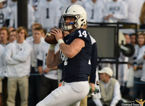 Penn State Fans Go Nuts After Sean Clifford Wins Starting Quarterback Battle