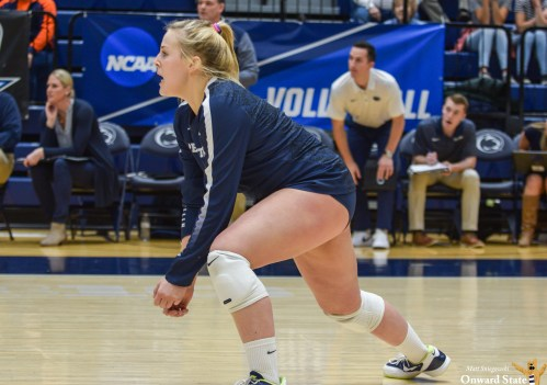 Six Penn State Volleyball Standouts Named All-Americans