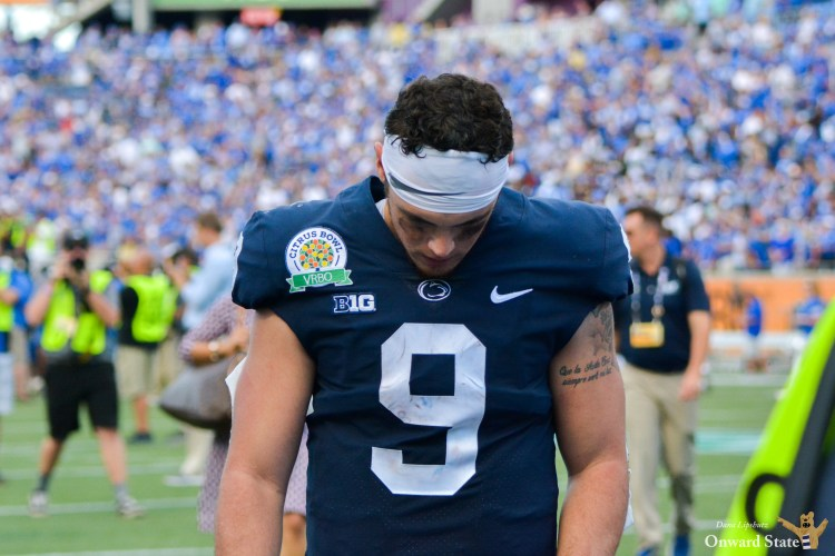 reputable site 9f45b 27678 Trace McSorley Featured In NBC Sports Washington's 'I Am The ...