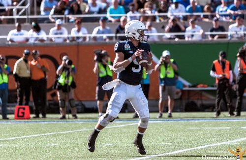 Trace McSorley To Be Featured On ESPN's 'Hey, Rookie'