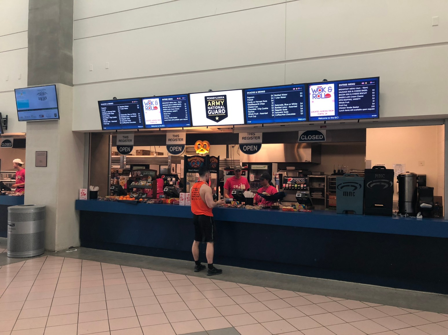 THON 2019: Your BJC Food And Merchandise Pricing Guide
