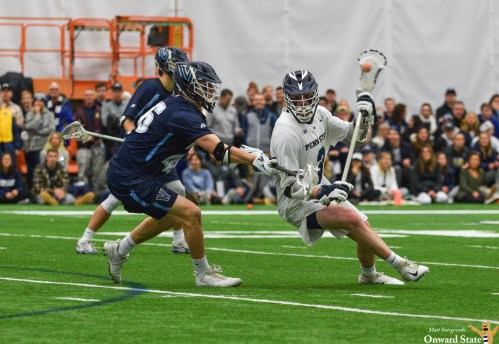 48692a0b610 1 Penn State Men s Lacrosse Beats Cleveland State 15-11 In Final  Non-Conference Game