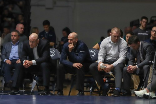 Penn State Wrestling Not Worth Mike Francesa's Time