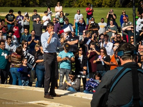 Presidential Candidate Beto O'Rourke Bringing Campaign To Penn State