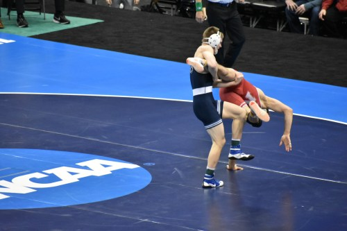 Penn State Wrestling Fans Haven't Forgotten About Tyler Berger's Tweet