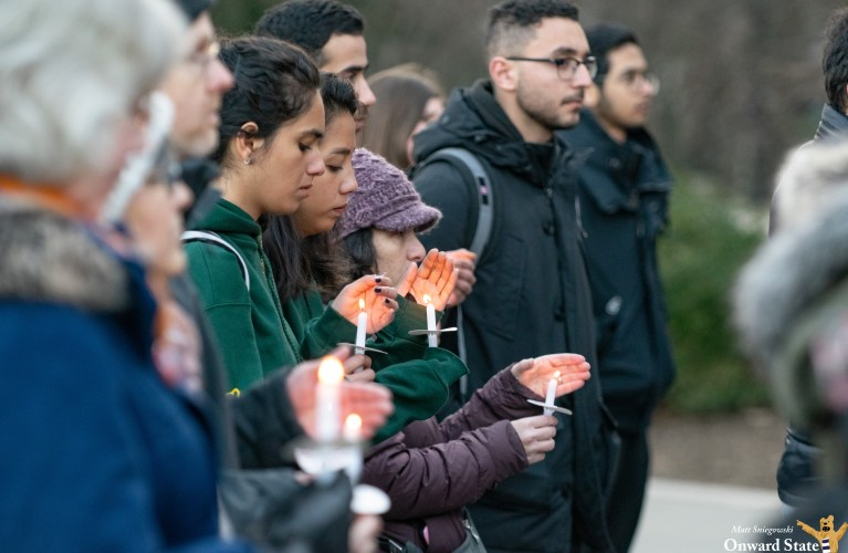 New Zealand Mosque Shooting Facebook: [Photo Story] Candlelight Vigil Honors New Zealand Mosque