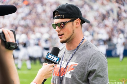Trace McSorley's Internet Stardom Continues To Grow