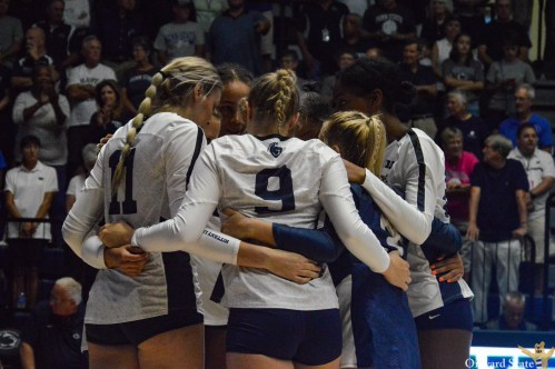 Penn State Women's Volleyball-Ohio State Postponed Due To COVID-19 Cases