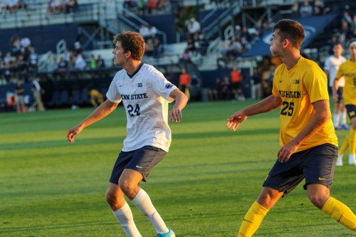 Penn State Men's Soccer Cracks Top Ten In RPI Rankings