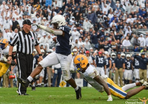 Three Takeaways From Penn State Football's First Three Games