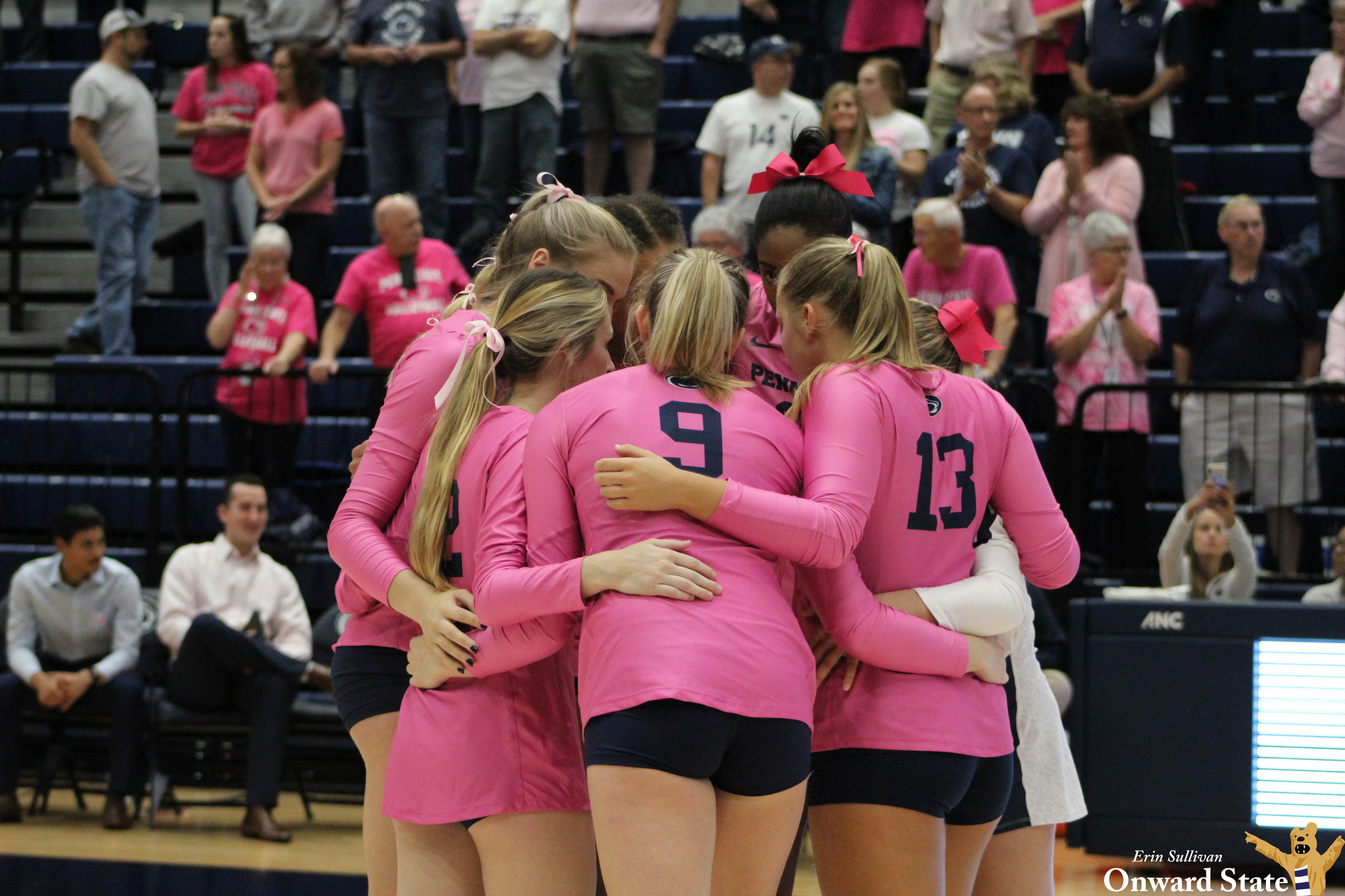 Penn State Women S Volleyball Ranked No 8 In Week 12 Division I Poll Onward State