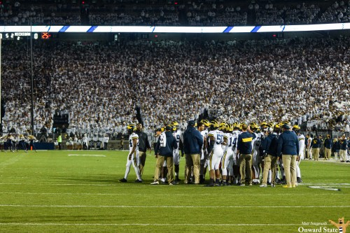 Kirk Herbstreit: Penn State Has 'The Best Student Section In The Country By Far'