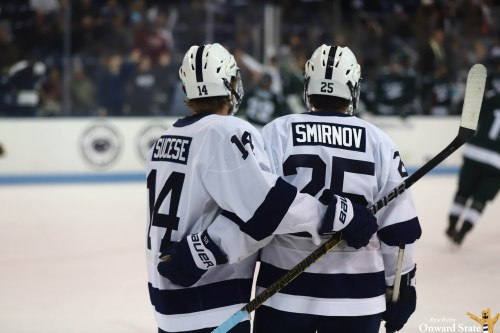 No. 8 Penn State Hockey Comes From Behind In 6-3 Victory Over Minnesota | Onward State
