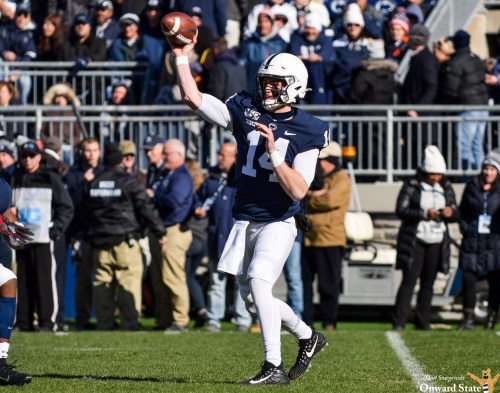 Sean Clifford Received Death Threats After Penn State Football's Game Against Minnesota