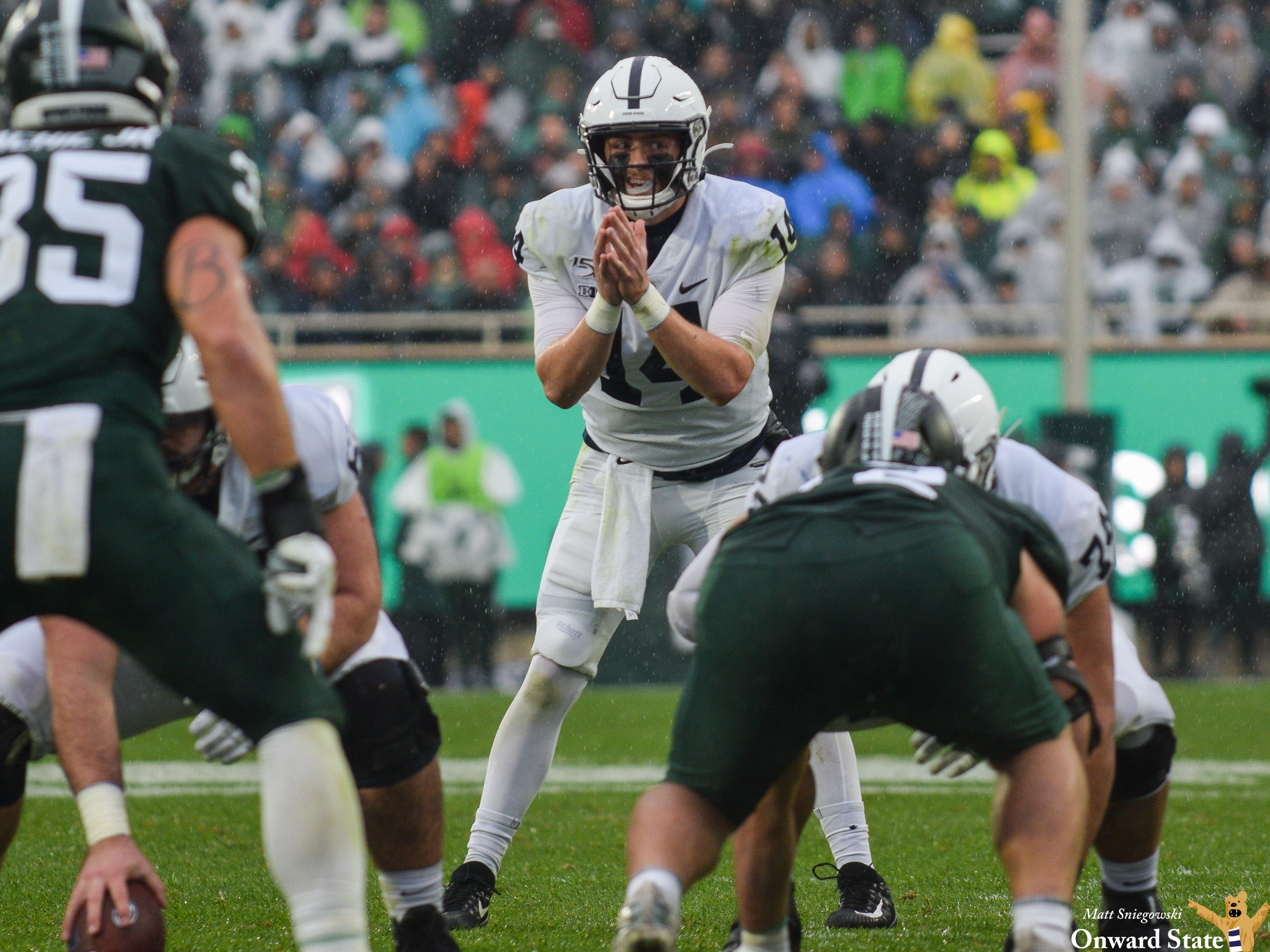 CFB Playoff Committee explains Penn State football's ranking