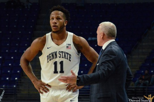 Lamar Stevens, Penn State Hoops Players Defend Pat Chambers