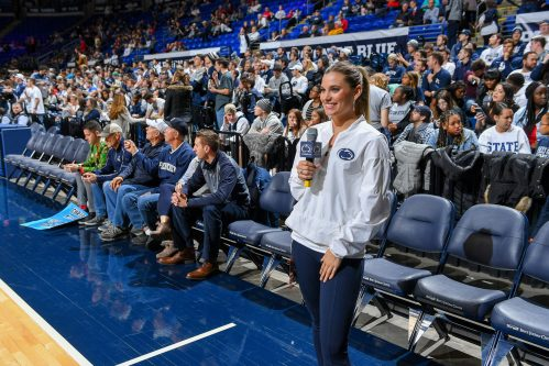 10 Questions With Penn State Athletics Sideline Reporter Hannah Mears