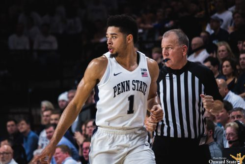Penn State Hoops' Seth Lundy Puts Together Another Solid Performance Against Ohio State
