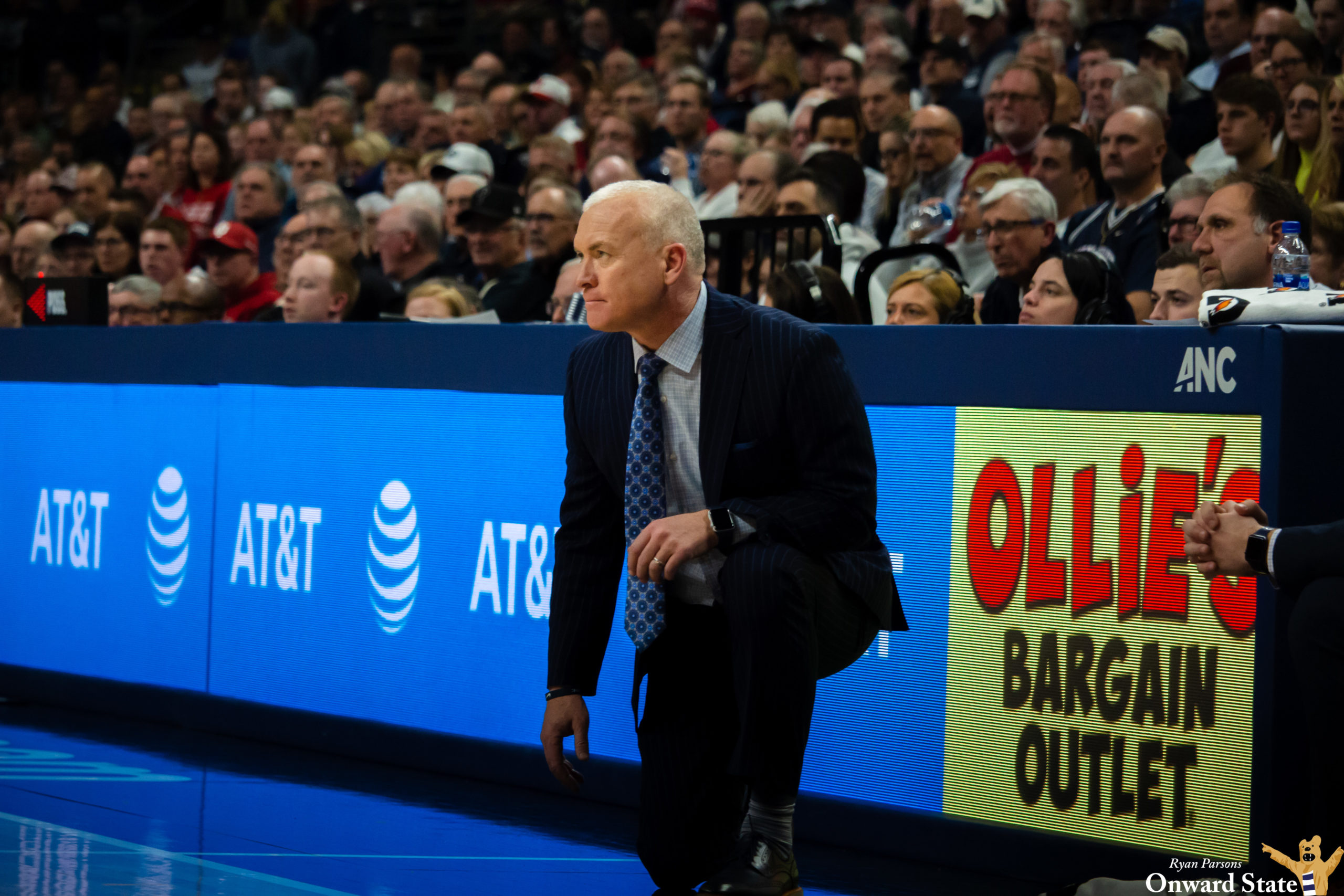 Penn State coach Pat Chambers resigns after investigation