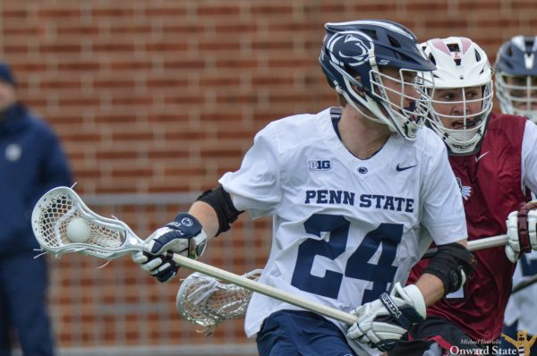 No. 1 Penn State Lacrosse Stifled By No. 3 Yale, Falls 12-10