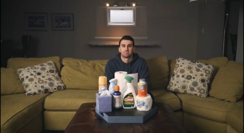 You Truly 'Can't Touch This': Penn State Alum Stars In Coronavirus-Themed Music Video