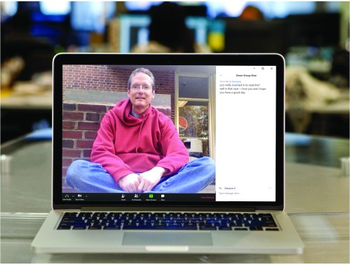 Willard Preacher To Offer Virtual Sermons On Zoom