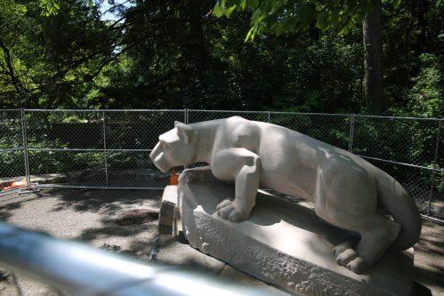 Nittany Lion Shrine Renovations Finished
