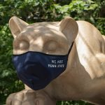 Penn State 'Evaluating' Revised Masking Guidelines, Rules Still In Place