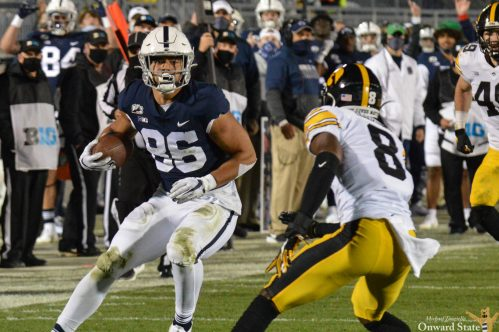 Penn State Football's Post-Iowa Report Card