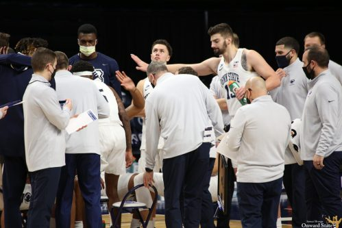Penn State Hoops Itching To Return Following COVID-19 Postponements