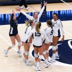 Penn State Women's Volleyball Sweeps North Carolina A&T To Open NCAA Tournament