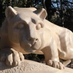 Lion Shrine, Pennsylvania State University Sign To Undergo Renovations Starting June 1