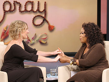 Ms. Gilbert & Oprah