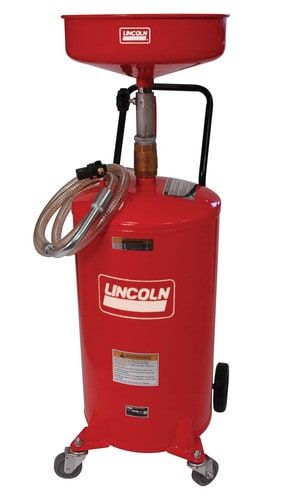 Lincoln Oil Receiver Primary Image