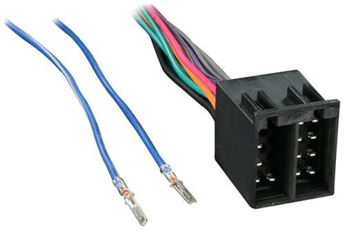 Metra Electronics TURBOWire Radio Wiring Harness 701784